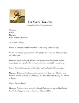 The Camel Dancers