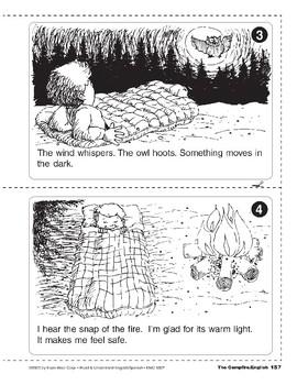 The Campfire/La fogata