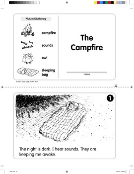 The Campfire (Level F)
