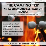 The Camping Project: Real-Life Math Project | Addition and
