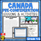 The Canadian Puzzle-Explore Canada's Diversity Prior to Confederation