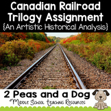 Canadian Pacific Railroad Historical Analysis