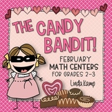 Valentine's Day Math for 2nd and 3rd Grade