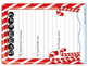 The Candy Cane Experiment