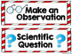 The Candy Cane Experiment: A Christmas Scientific Method Experiment