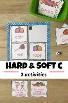 "Soft & Hard ""C'' - The Candy Center"