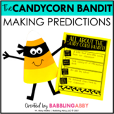 The Candy Corn Bandit - A Making Predictions Activity + Halloween Craft