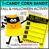 The Candy Corn Bandit - A Making Predictions Activity + Ha