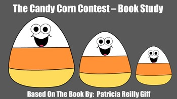 The Candy Corn Contest - Book Study