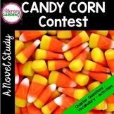 The Candy Corn Contest  {Novel Study}