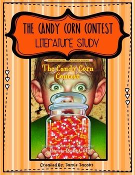 """The Candy Corn Contest"" Literature Study"