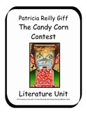 The Candy Corn Contest by Patricia Reilly Giff Literature Unit