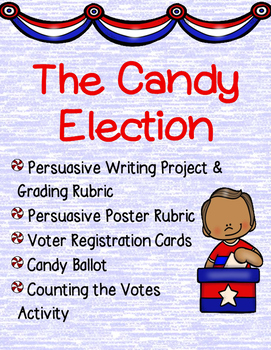 The Candy Election - Freebie!