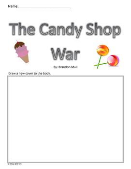 The Candy Shop War Novel Study