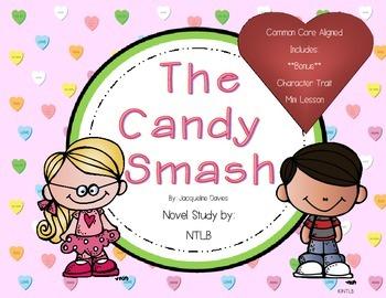 The Candy Smash-Novel Study