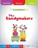 The Candymakers Book Club (Comparing and Contrasting), 5th Grade (CCSS)