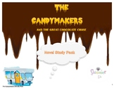 Literature Study Pack / Activities workbook suitable for The Candymakers Novel