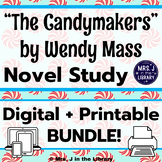 The Candymakers Novel Study BUNDLE [Printable + Digital]