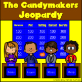 The Candymakers by Wendy Mass Jeopardy