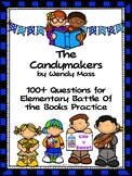 The Candymakers by Wendy Mass - Over 100 EBOB Questions