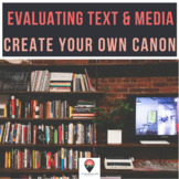 The Canon Project: Exposure, Evaluation, Conversation, Reflection, Presentation