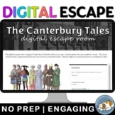 Intro to The Canterbury Tales Digital Lock Box Escape Room Game