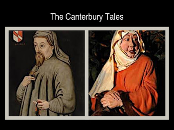 The Canterbury Tales PowerPoint