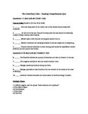 The Canterbury Tales Quiz