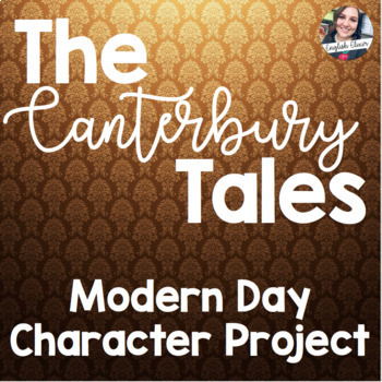 The Canterbury Tales - Real World Character Project