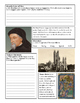 The Canterbury Tales Text Analysis- Commercial Revolution