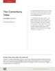 """The Canterbury Tales: The Role of Fate and Free Will in """"The Knight's Tale"""""""