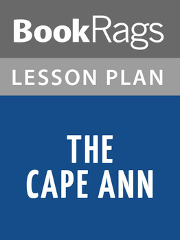 The Cape Ann Lesson Plans