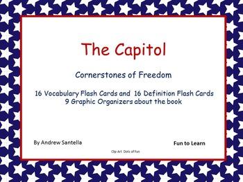 The Capitol  ~ Cornerstones of Freedom Book