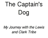The Captain's Dog Student Activity Guide