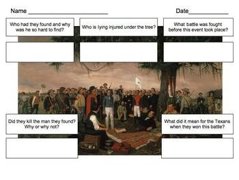 The Capture of Santa Anna