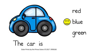 The Car is...