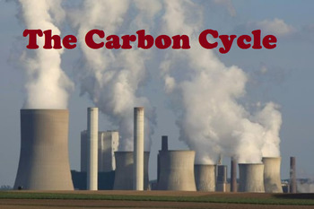 The Carbon Cycle LESSON PLAN and ACTIVITIES!