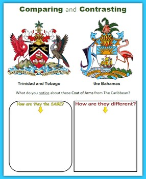 The Caribbean - Compare and Contrast