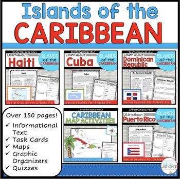 Caribbean Activities for Third Grade