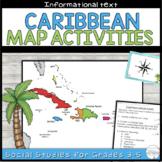 The Caribbean Islands Map Skills