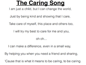 Caring Song