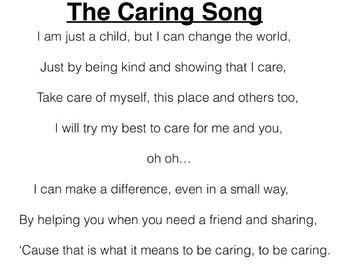 Caring Song (Instrumental)