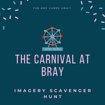 The Carnival at Bray - Imagery Scavenger Hunt