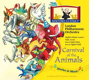 The Carnival of the Animals MP3 by Camille Saint-Saëns