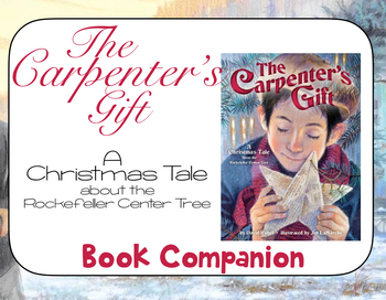 The Carpenter's Gift Christmas Read Aloud Book Companion