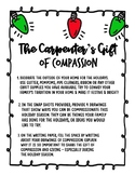 The Carpenter's Gift - Holiday Companion - Humanitarian
