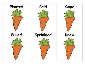 The Carrot Seed Mini Companion Pack