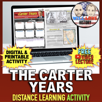 The Carter Years Activity