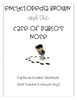 The Case Of Pablo's Nose - Student Woksheets