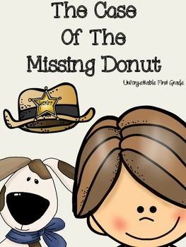 The Case Of The Missing Donut Flipbook